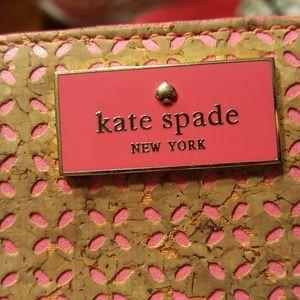 Kate Spade cork wallet